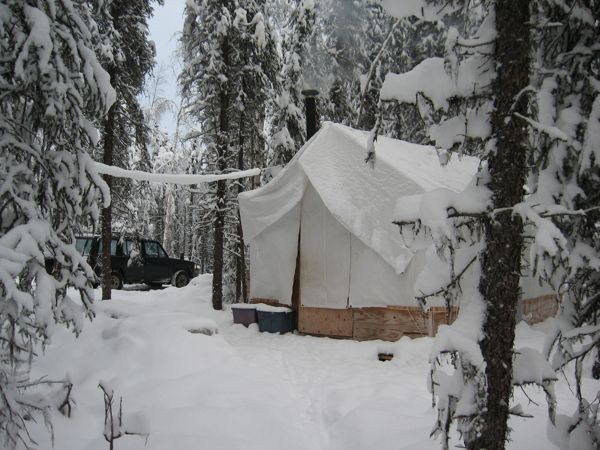 Seeking advice land and a quick cheap temporary living for Do you have to buy land in alaska