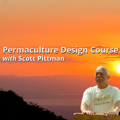 Permaculture Design Course PDC with Scott Pittman